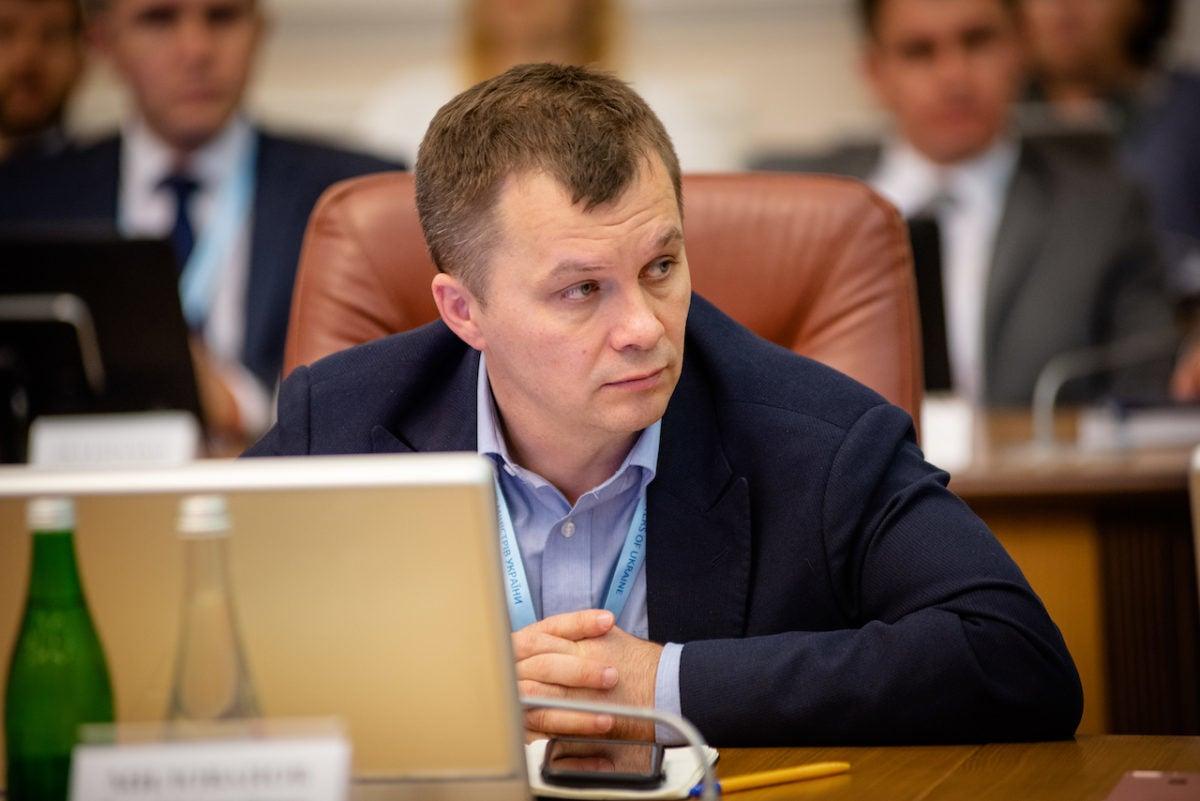 Министр Милованов пояснил, как китайский коронавирус ударит по экономике Украины