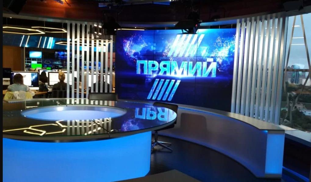 Украина, Прямой, Студия, Захват, Телеведущие.