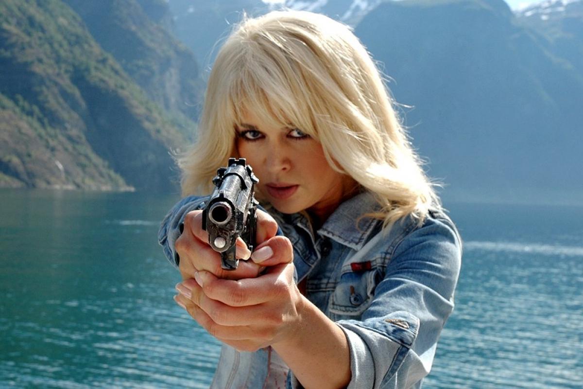 Анастасия Заворотнюк снимается сразу в 2 фильмах, которые выйдут в 2021 году