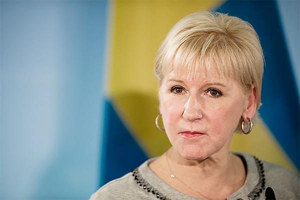 Шведка, побывавшая в России: Мне стыдно за Швецию!