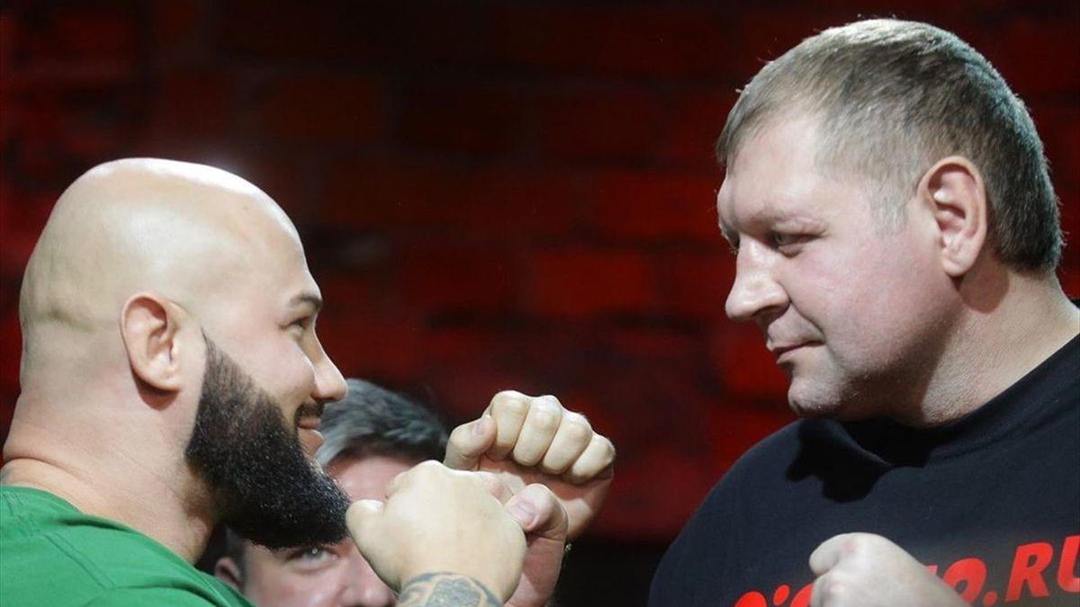 Украинский кикбоксер, рэпер Джиган сразится с Александром Емельяненко: на кону большие деньги