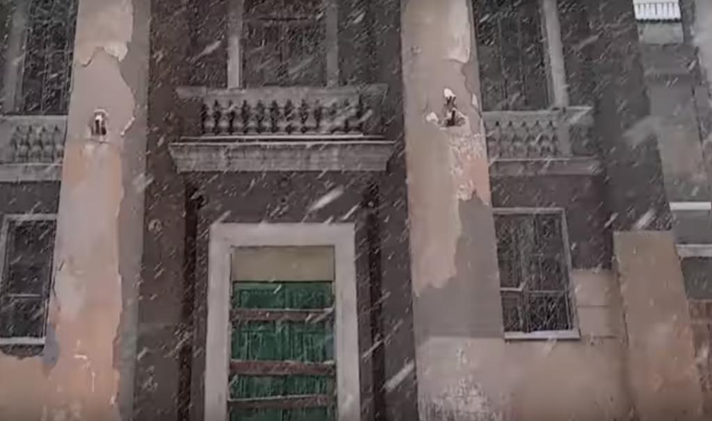"""Видео из заснеженной Горловки поразило Сеть: """"Страшно смотреть, пустота, где люди"""", - кадры"""