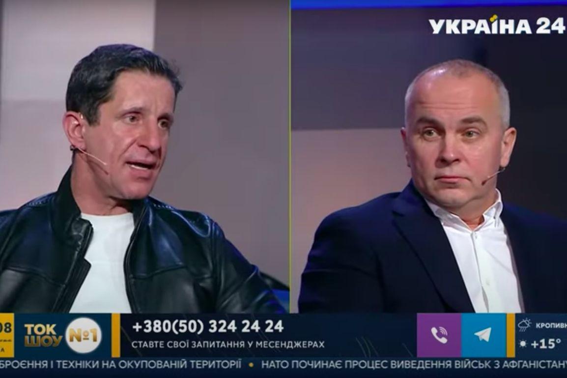 """Шкиряк снова """"схлестнулся"""" с Шуфричем, разразилась ссора: """"Задайте этот вопрос своему боссу в Кремле"""""""