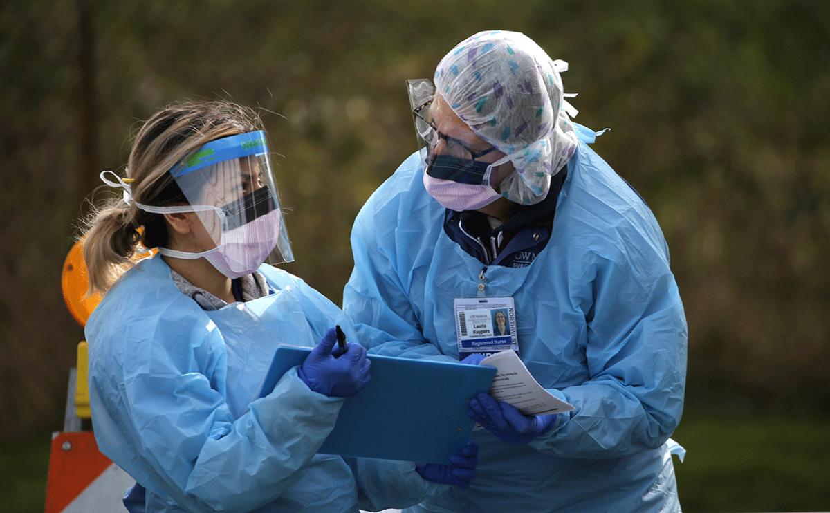 ВВС: В Британии в 60 районах выявлен новый тип коронавируса, распространяется быстрее, чем остальные