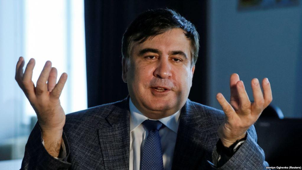 Михеил Саакашвили, новости Украины, Киев, политика, РНС, Амстиердам