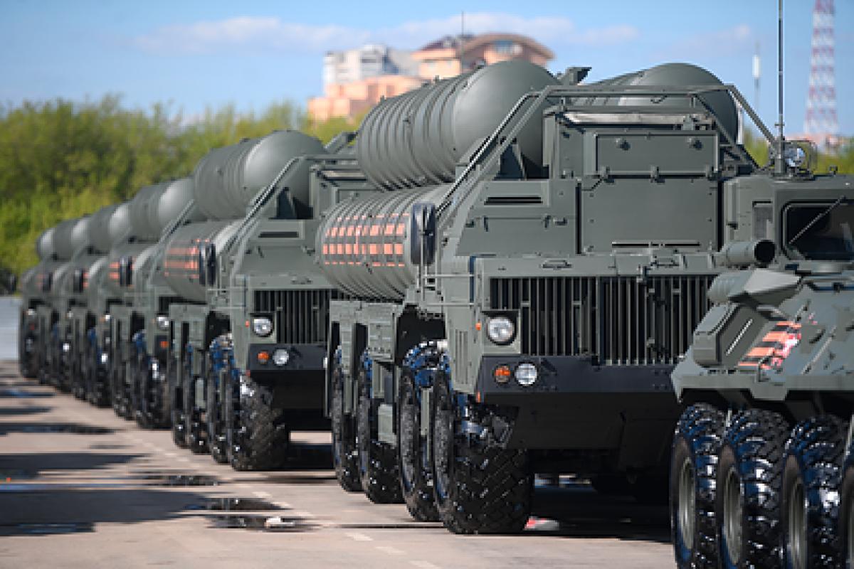 """США начали охоту на российские комлексы """"С-400"""" в Сирии"""