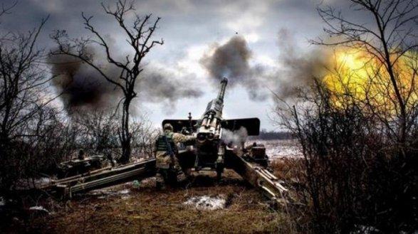 Жаркие бои за Донбасс: силы АТО без потерь отразили вражеские атаки у Авдеевки, Зайцево и Водяного