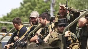 «ИС»: силы АТО уничтожили позицию ополченцев под Луганском