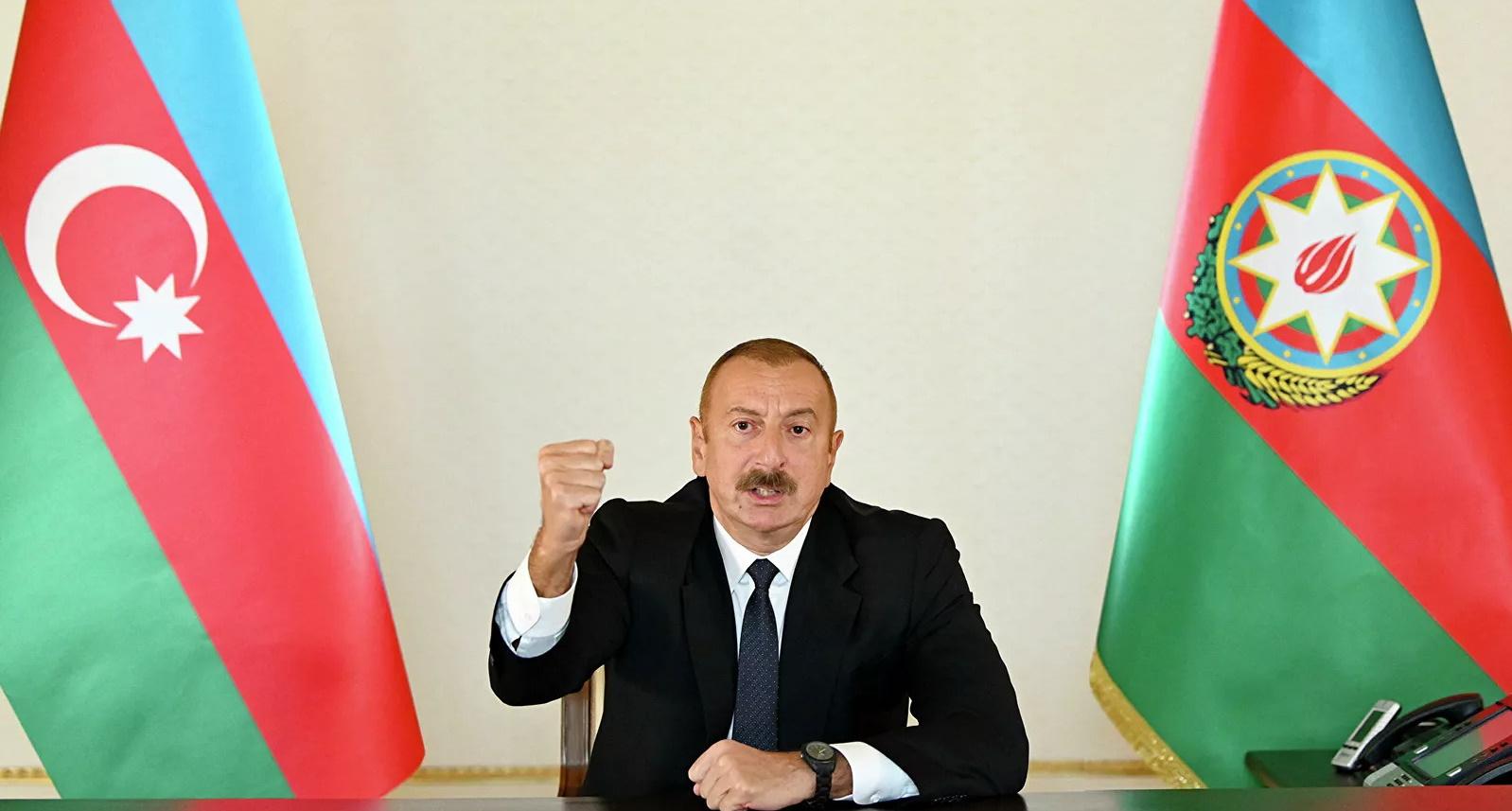 Алиев сообщил об освобождении 16 населенных пунктов в Карабахе: полный список