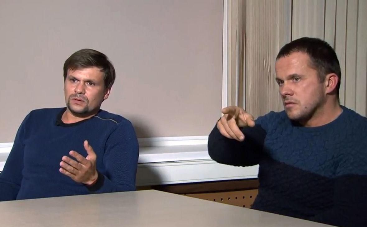 В Bellingcat обвинили Петрова и Боширова в прямой работе на Кремль – у Путина отшутились