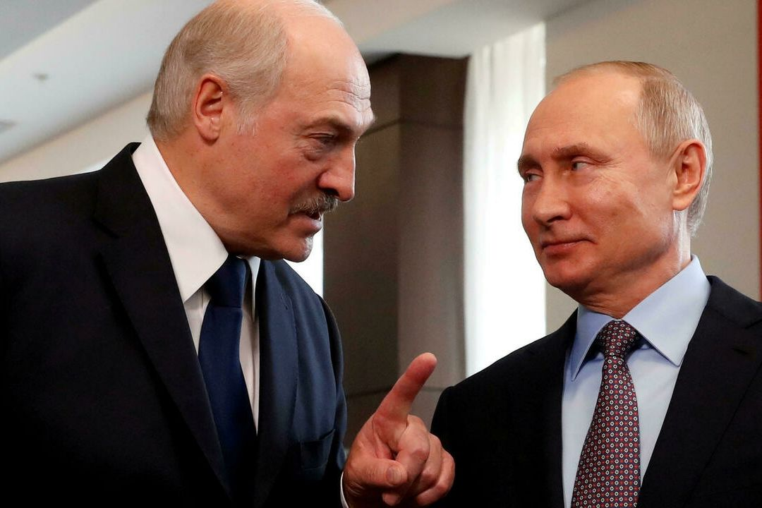 """Цимбалюк о Путине и Лукашенко: """"20 лет строили коммунизм, а построили только диктатуры"""""""