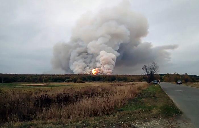 """""""Похоже, что все так и было"""", – Береза рассказал о подрыве склада боеприпасов в Ясиноватой"""