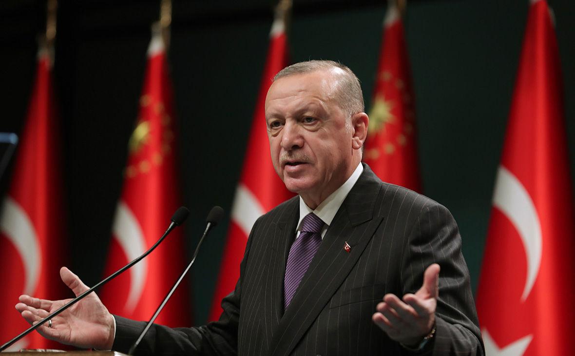 Перед саммитом Байден - Путин глава Турции сообщил об открытии крупного газового месторождения