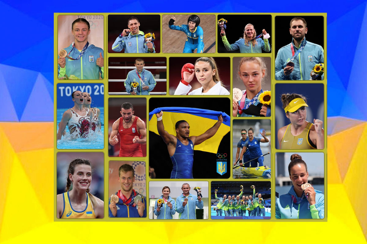 Украина на Олимпиаде в Токио: все достижения сборной на Олимпийских играх