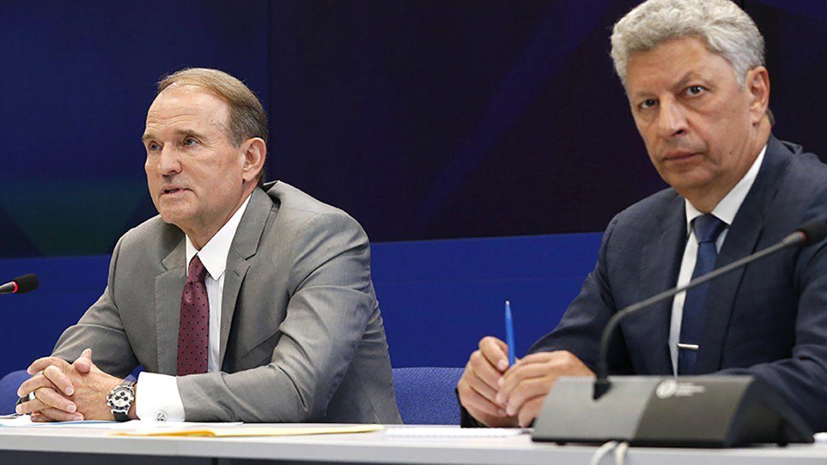 """Бойко и Медведчук начали терять рейтинги на фоне закрытия """"112 Украина"""", NewsOne и Zik"""