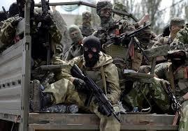 Тымчук: силы ополчения отходят к границе с Россией