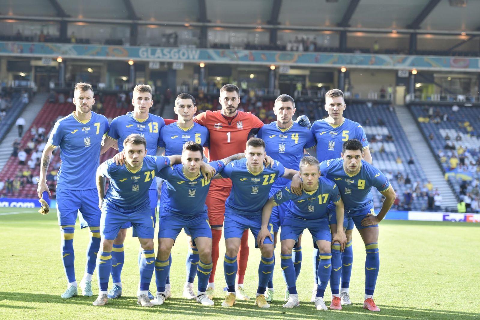 Стала известна сумма, которую сборная Украины уже заработала на Евро – 2020