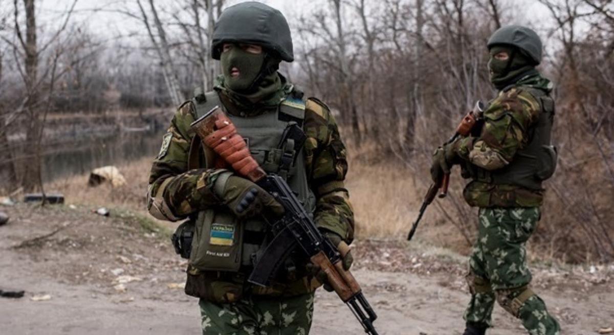 ДНР, ЛНР, восток Украины, Донбасс, Россия, армия, ООС, боевики, разведка
