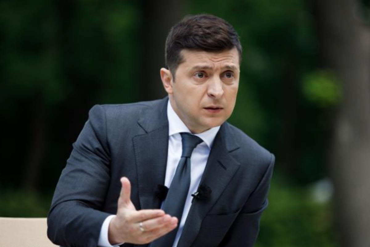 """""""Украина готова"""", - Зеленский призвал Россию к трем шагам на Донбассе"""