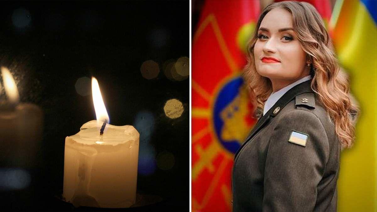 На Донбассе погибла 22-летняя военнослужащая ВСУ Карина Шемчук