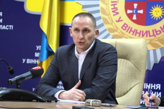 антон шевцов, полиция украины, сепаратизм, мвд украины, происшествия, украина