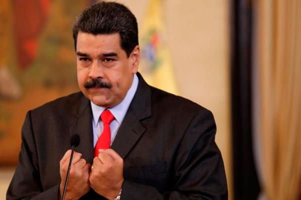 """Свергнутый диктатор Мадуро обратился к народу Венесуэлы: """"Даю 72 часа"""""""