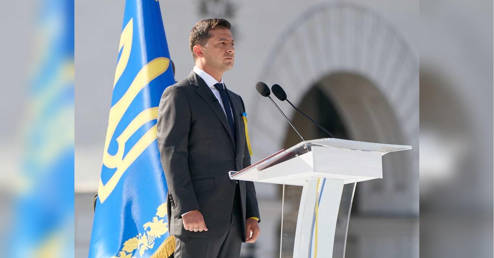 Военный парад в Украине: Зеленский огласил сроки и условия