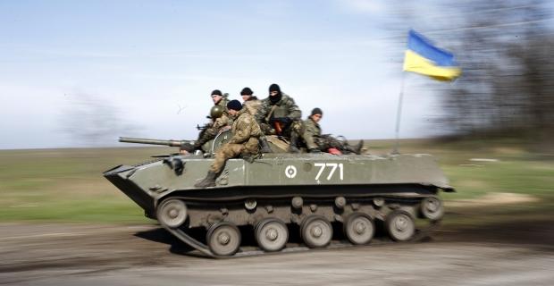 К силам АТО в Иловайск прибыло военное подкрепление