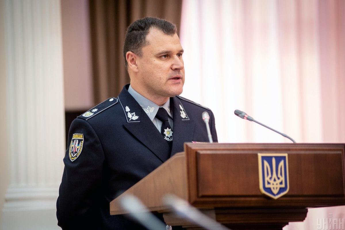 Легализация оружия в Украине: глава Нацполиции Клименко сделал заявление