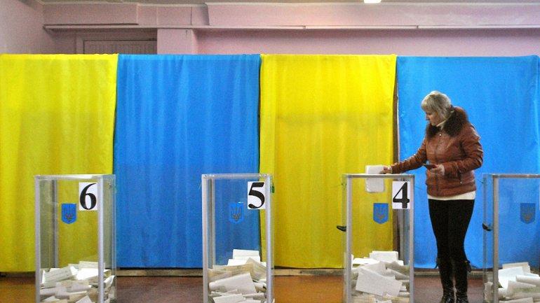 Одесса, выборы, избирательные участки, скандал, происшествие, Украина