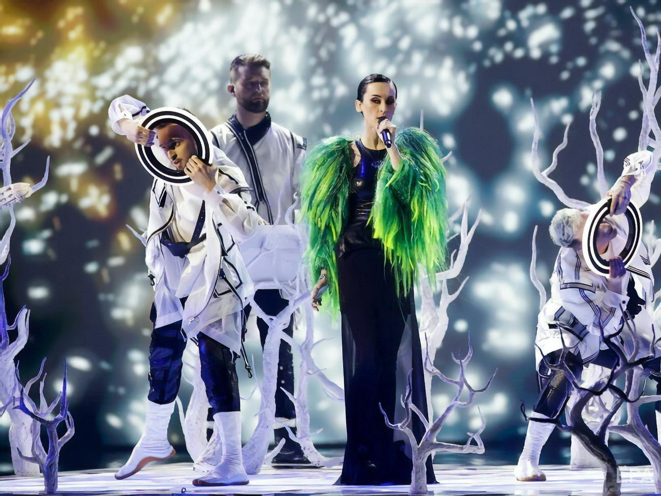 """Go_A в """"Борисполе"""" встречали как победителей """"Евровидения"""": поклонники приготовили сюрприз, растрогав музыкантов"""