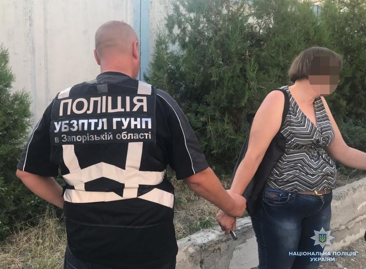 украина, криминал, полиция, ребенок, мать, запорожье