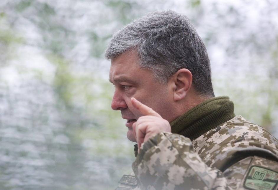"""""""Не собираюсь с этим мириться"""", - Порошенко пообещал Кремлю ответ за террор в Азовском море"""