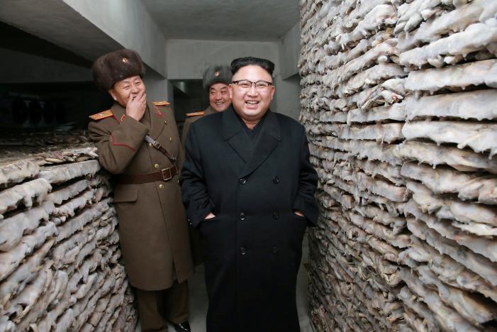 Намеки от КНДР: Северная Корея согласилась ввести мораторий на испытания ядерного оружия и провести переговоры с США