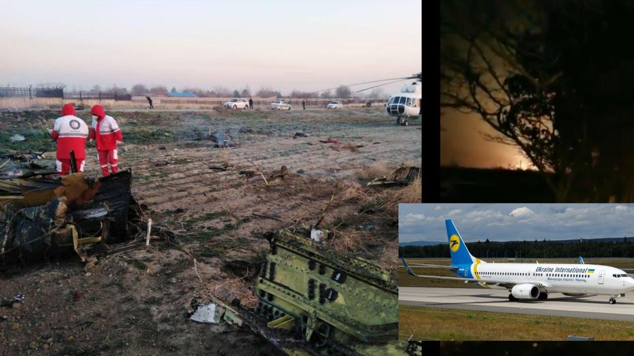 Крушение украинского самолета в Иране: названы причины трагедии