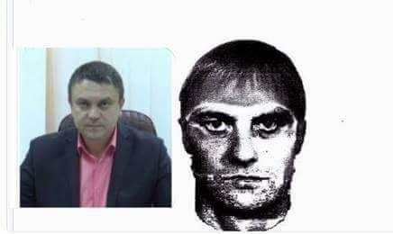 """В """"ЛНР"""" опубликовали фоторобот подозреваемого в организации взрывов: он подозрительно похож на руководителя МГБ """"республики"""""""