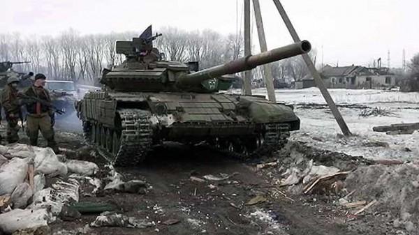 Москаль: Под Горским, Троицким и Чернухино продолжаются бои