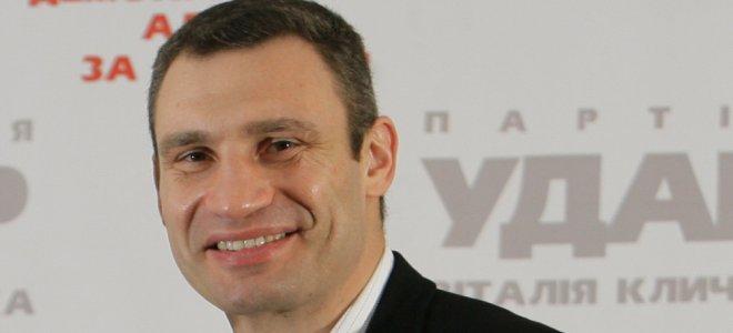 Виталий Кличко поздравил украинцев с Днем независимости