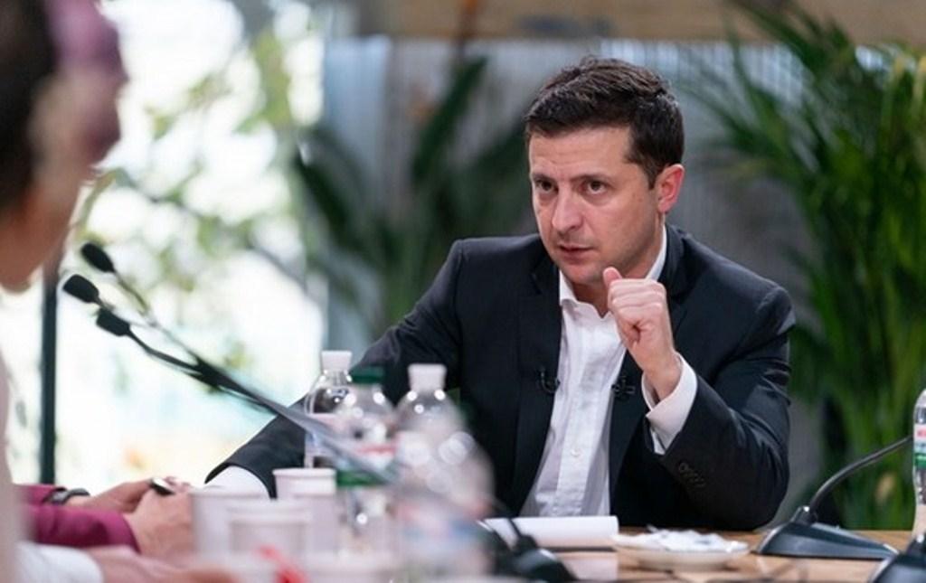 Украина, политика, зеленский, марафон, порошенко, донбасс, общение, сми, выводы
