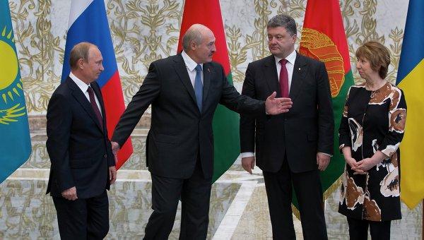 Путин в Минске заявил об уважении Россией выбора других стран, если он не вредит интересам РФ