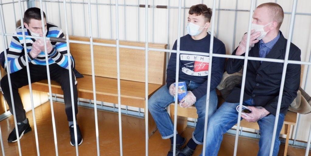 """В Беларуси подростка с эпилепсией отправили на 5 лет в колонию за """"массовые беспорядки"""""""