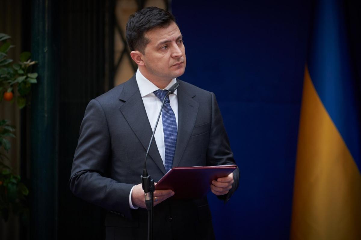 """Зеленский обратился к народу по поводу годовщины трагедии в Одессе: """"Нужно откровенно говорить"""""""