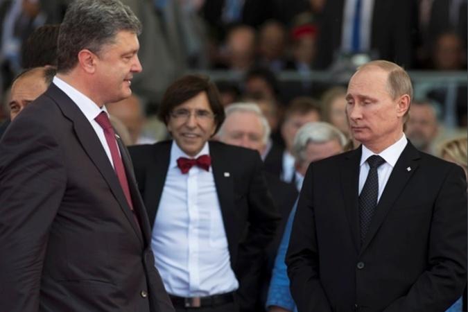 Порошенко о встрече с Путиным в Минске: Украина хочет мира
