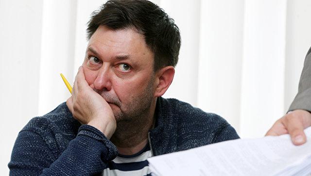 """""""У меня не было другого выхода"""", - Вышинский """"вынужден"""" отказаться от украинского гражданства"""