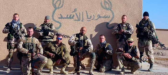 минули фото русских военных в сирии стороны