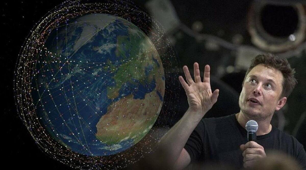 Space X Илона Маска покроет весь мир интернетом Starlink: стала известна дата