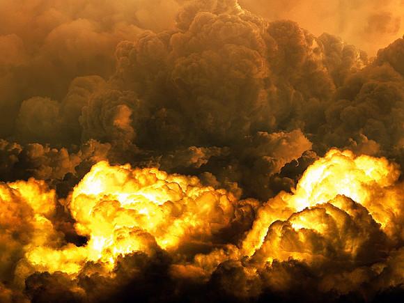 В Люботине после взрыва от дома ничего не осталось: есть пострадавшие - фото