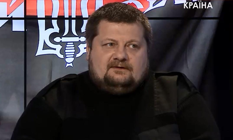 """Комбат """"Азова"""" ответил на оскорбления помощника Коломойского"""