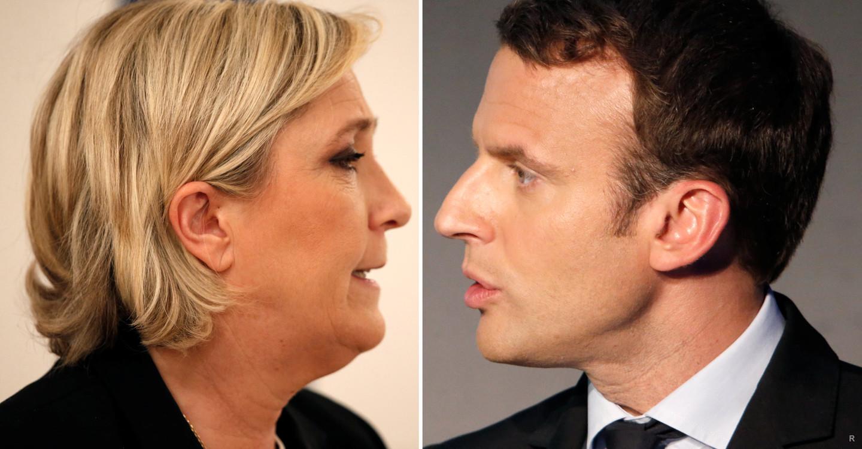 Выборы президента Франции 2017: как голосуют французы в Украине (кадры)