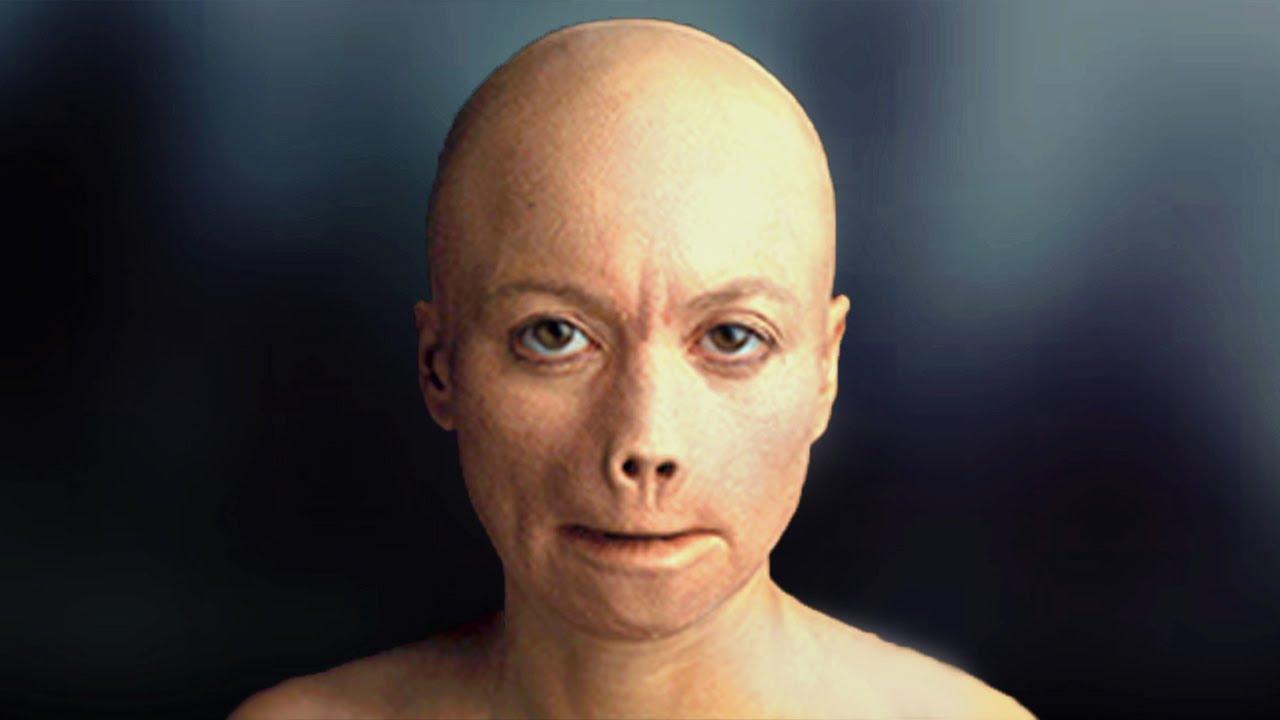 Как человек будет выглядеть через 1000 лет: ученым удалось воссоздать удивительный облик